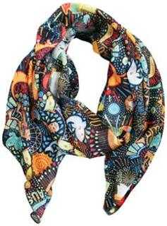 Scarf Funky Montage  18250