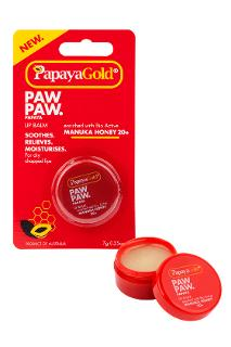 .Papaya Gold Lip Balm 7g  (12)
