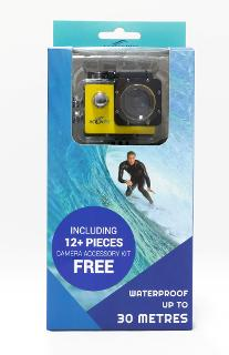 AquaPic Waterproof Sports Camera  (6)